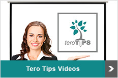 Click on the image for Tero Tips Videos