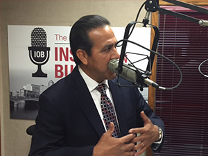 Click on the image to listen to the Insight on Business interview with Carlos Alvarez.