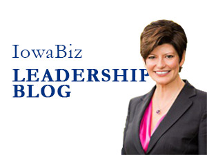 Click on the image to read Leadership Blogs posted on the Business Record IowaBiz.
