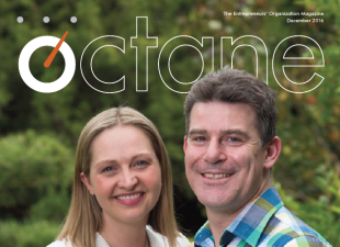 Click on the image to read Ro's Feature in Octane Magazine