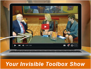 Click here for Check Out the Your Invisible Toolbox Show