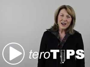 Click on the image to watch to Deb's Tero Tips Video.