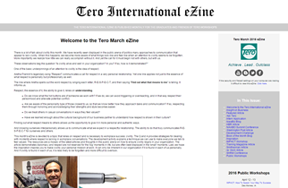 Click on the image to view the Tero March 2016 eZine.