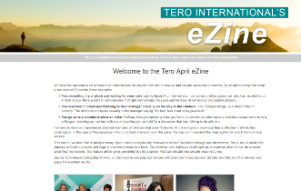 Click on the image to view the Tero April 2018 eZine.