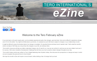 Click on the image to view the Tero February 2019 eZine.