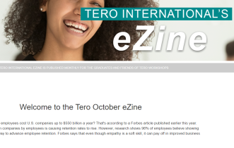 Click on the image to view the Tero October 2019 eZine.