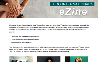 Click on the image to view the Tero February 2020 eZine.