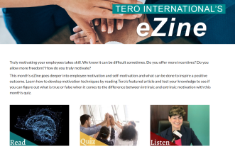 Click on the image to view the Tero March 2020 eZine.