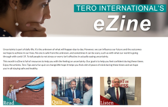 Click on the image to view the Tero April 2020 eZine.