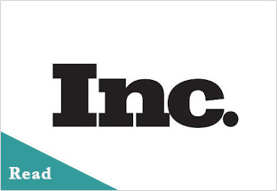 Click on the image to read the Inc. Article