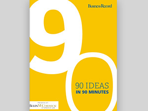 Click on the image to see the 90 Ideas In 90 Minutes publication
