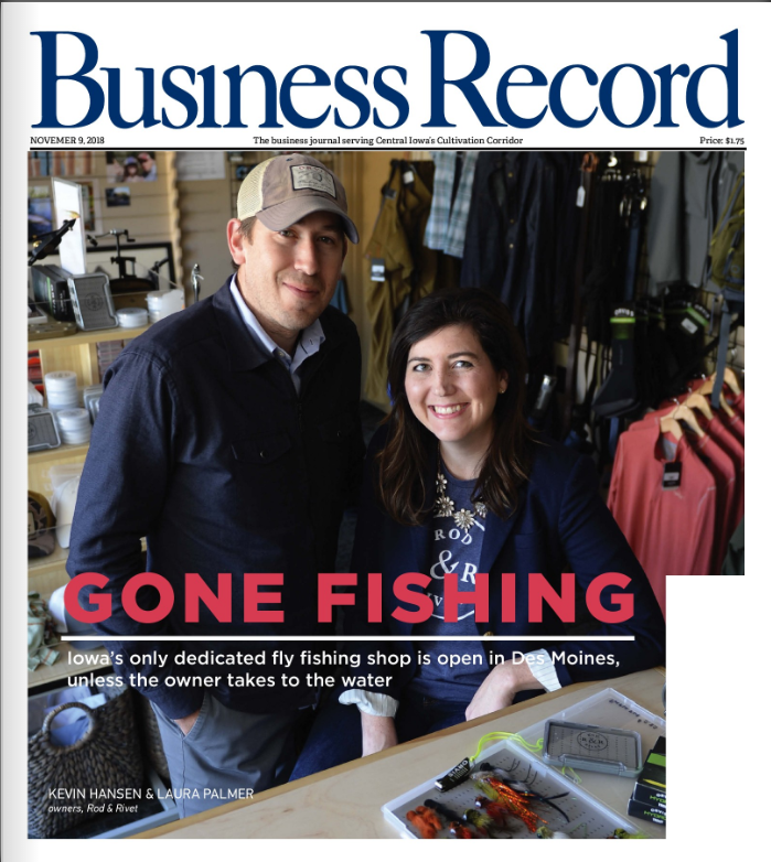 Click on the image to see Deb's featured article in Des Moines Business Record