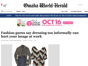 Click on the image to see the Omaha World-Herald article