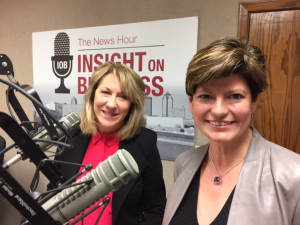 Click on the image to listen to Ro and Deb's Insight on Business interview.