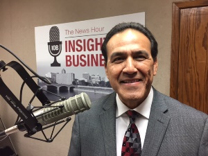 Click on the image to listen to Carlos's Insight on Business interview.