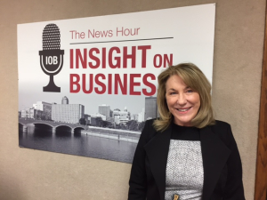Click on the image to listen to Deb's Insight on Business interview