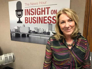 Click on the image to listen to Deborah's Insight on Business interview