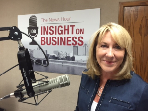 Click on the image to listen to Deb's Insight on Business interview.