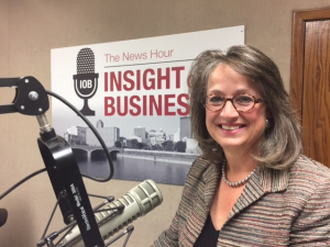 Click on the image to listen to Michele's Insight on Business interview.