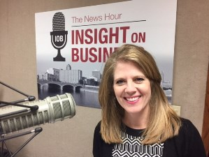 Click on the image to listen to Trish's Insight on Business interview.