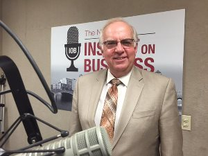Click on the image to listen to Wayne's Insight on Business interview.