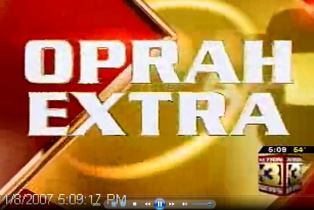 Click on the image for Oprah Extra broadcast featuring Becky Rupiper-Greene.