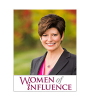 Woman of Influence:  Business Owner of the Year 2009