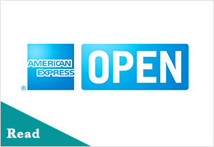 Click on the image to read the American Express Article