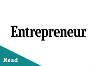 Click on the image to read the Entrepreneur Article
