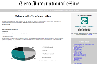 Click on the image to view the Tero January 2016 eZine.