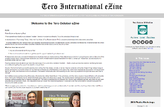 Click on the image to view the Tero October 2016 eZine.