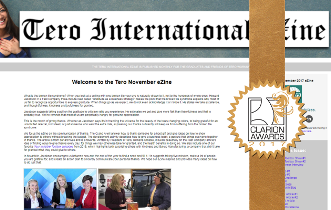 Click on the image to view the Tero November 2017 eZine.
