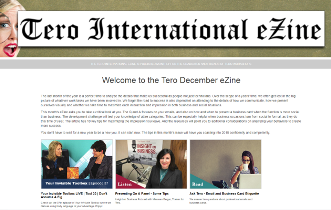 Click on the image to view the Tero December 2017 eZine.