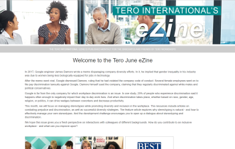 Click on the image to view the Tero June 2018 eZine.