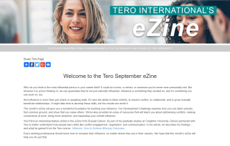 Click on the image to view the Tero September 2018 eZine.