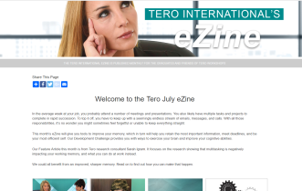 Click on the image to view the Tero July 2019 eZine.