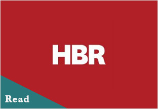 Click on the image to read the HBR Article