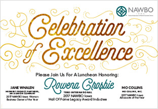 Click on the image to find out more about the NAWBO Celebration of Excellence