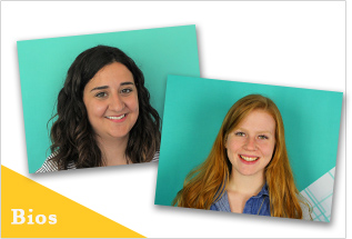 Click on the image to meet Tero's summer interns