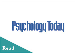 Click on the image to read the Psychology Today Article
