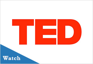 Click on the image to watch the TED Talks Video